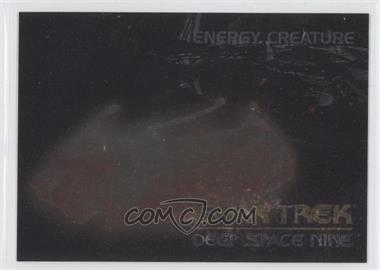 1993 SkyBox Star Trek Deep Space Nine - Spectra #SP3 - Energy Creatures