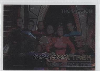 1993 SkyBox Star Trek Deep Space Nine - Spectra #SP4 - The Mission