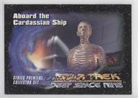 Aboard the Cardassian Ship [EXtoNM]