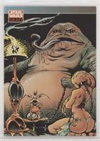 New Visions - Jabba The Hutt, Salacious Crumb