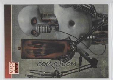 1993 Topps Star Wars Galaxy - [Base] #113 - New Visions - Jon J Muth