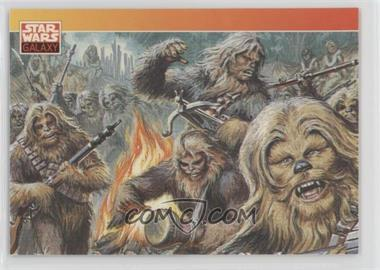 1993 Topps Star Wars Galaxy - [Base] #115 - New Visions - Earl Norem