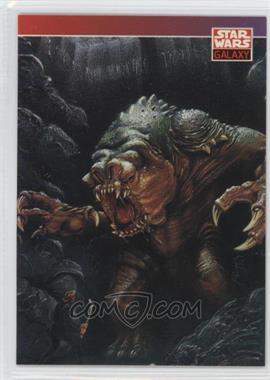 1993 Topps Star Wars Galaxy - [Base] #117 - New Visions - Jason Palmer