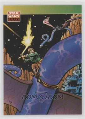1993 Topps Star Wars Galaxy - [Base] #138 - New Visions - Thomas Wm. Yeates II