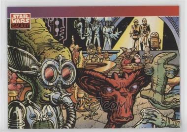 1993 Topps Star Wars Galaxy - [Base] #139 - New Visions - Bruce Zick
