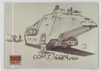 The Design of Star Wars - The All-Terrain Armored Transport, or...