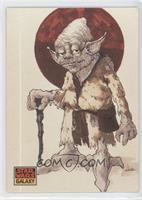 The Design of Star Wars - Yoda
