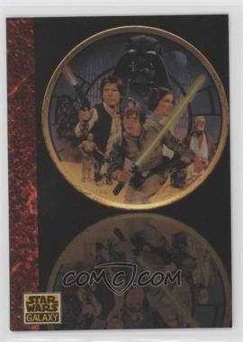 1993 Topps Star Wars Galaxy - [Base] #79 - the Art of Star Wars - Thomas Blackshear