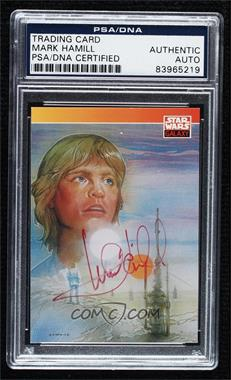 1993 Topps Star Wars Galaxy - [Base] #86 - New Visions - Paul Chadwick [PSA/DNA Certified Encased]
