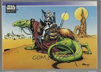 Sandtrooper (Wizard Insert)