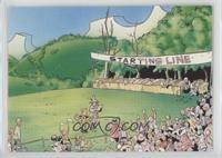 The Great Cow Race