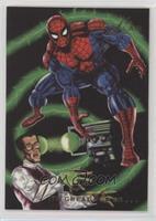 Origin of Spider-Man
