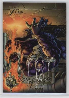 1994 Flair Marvel Maximum Carnage Part 2 Venom