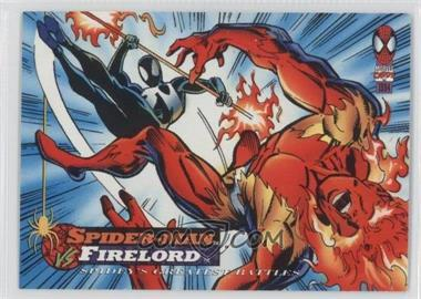 1994 fleer marvel cards the amazing spider man base 103
