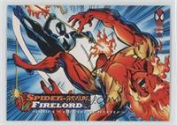 Spider-Man vs Firelord