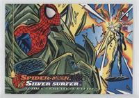 Spider-Man vs Silver Surfer