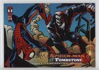 Spider-Man vs Tombstone
