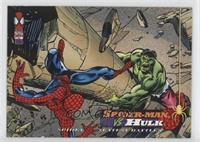 Spider-Man vs Hulk
