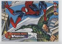 Spider-Man vs Vulture