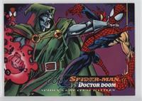 Spider-Man vs Doctor Doom