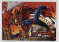 Spider-Man vs Puma