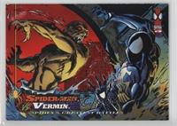 Spider-Man vs Vermin