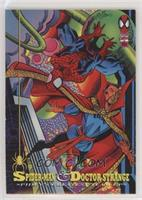 Spider-Man and Doctor Strange