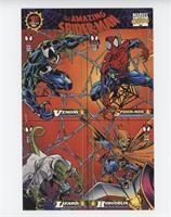 Venom, Spider-Man, Lizard, Hobgoblin [Noted]