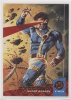 Super Heroes - Cyclops