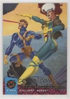 X-Men Blue Team - Cyclops, Rogue