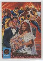 The Wedding of Cyclops and Jean Grey Part Three