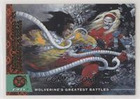 Wolverine vs. Omega Red [EXtoNM]