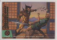 Wolverine vs. Lord Shingen [EXtoNM]
