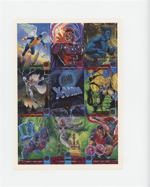 94 fleer ultra x-men premiere edition