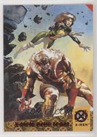 X-Men Blue Team (Sabretooth, Rogue)