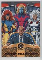 Jean Grey, Archangel, Professor X, Storm