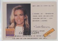 Nicole Brown-Simpson Driver's License