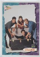 Slater, Kelly, Zack, Screech