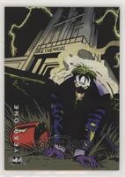Birth of the Joker