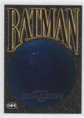 1994 SkyBox Batman: Saga of the Dark Knight - SkyDisc #SD1 - Batman