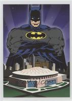 Batman and Georgia Dome /50000