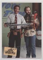 Tim Allen as Tim Taylor, Al Borland