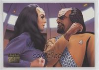 Worf and K'Ehleyr