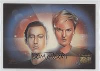 Lt. Commander Data, Tasha Yar