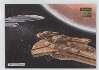 Cardassian Galor-Class Warship