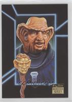 The Ferengi Grand Nagus Zek