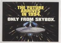 The Future Arrives in 1994. (USS Enterprise)