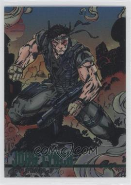 1994 WildStorm Set 1 - [Base] #46 - John Lynch