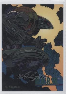 1994 WildStorm Set 1 - [Base] #74 - H.A.R.M.
