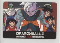 Piccolo, Krillin, Supreme Kai, Goku, Videl